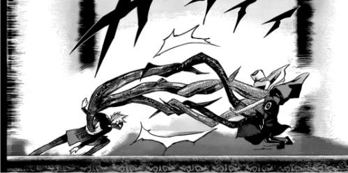 Kaneki Ken Fight in Tokyo Ghoul