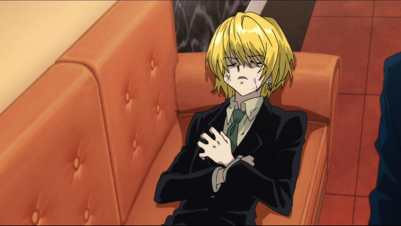 anime review � hunter x hunter � last mission otaku