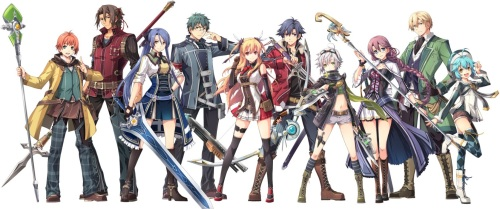 Legend of Heroes - Sen no Kiseki II-30