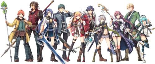 Legend of Heroes - Sen no Kiseki II-30