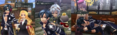 Legend of Heroes - Sen no Kiseki II-31