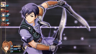 Legend of Heroes: Sora no Kiseki - Evolution (PS Vita)